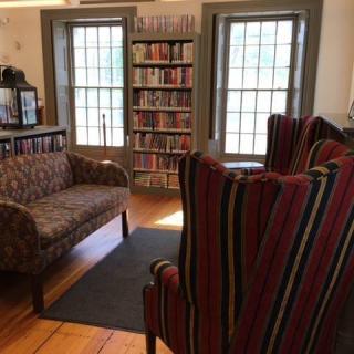 George Holmes Bixby Memorial Library